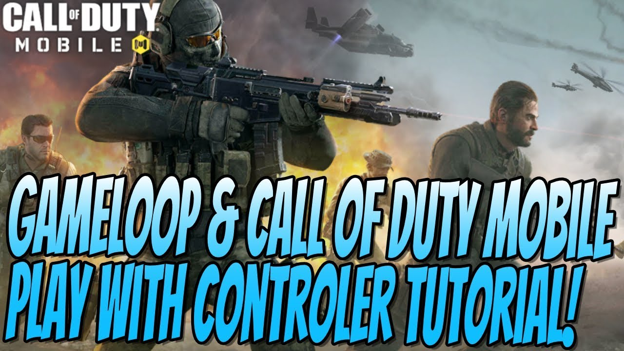 Call of Duty Controller support: New way to play COD Mobile