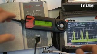 Вичавити макс. рівень ТВ сигналу для колективної антени. Підсилювач ТБ Fagor SURF PRO 6.