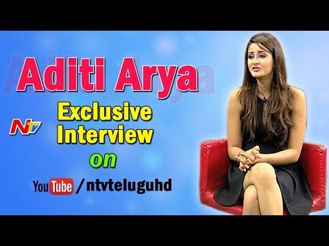 Aditi Arya Exclusive Interview || ISM || Nandamuri Kalyan Ram, Puri Jagannath || NTV