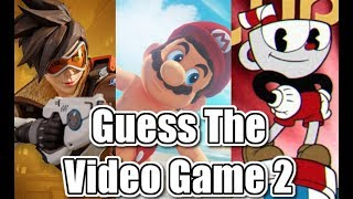 Guess The Video Game 2 - CAN YOU GUESS THEM!?!