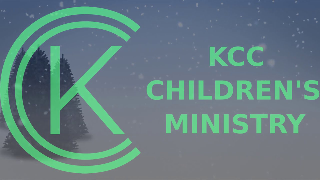 The Christmas Story - told by KCC Children's Ministry
