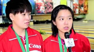 wwc 2011 doubles silver medalist new hui fen jazreel tan singapore