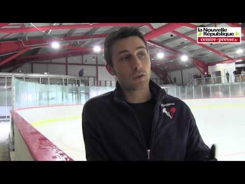 VIDEO.Poitiers. Brian Joubert retrouve sa patinoire