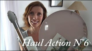 HAUL ACTION N°6