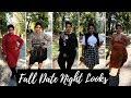 FIVE PLUS SIZE FALL DATE NIGHT LOOKS | RHONDA PETERSON