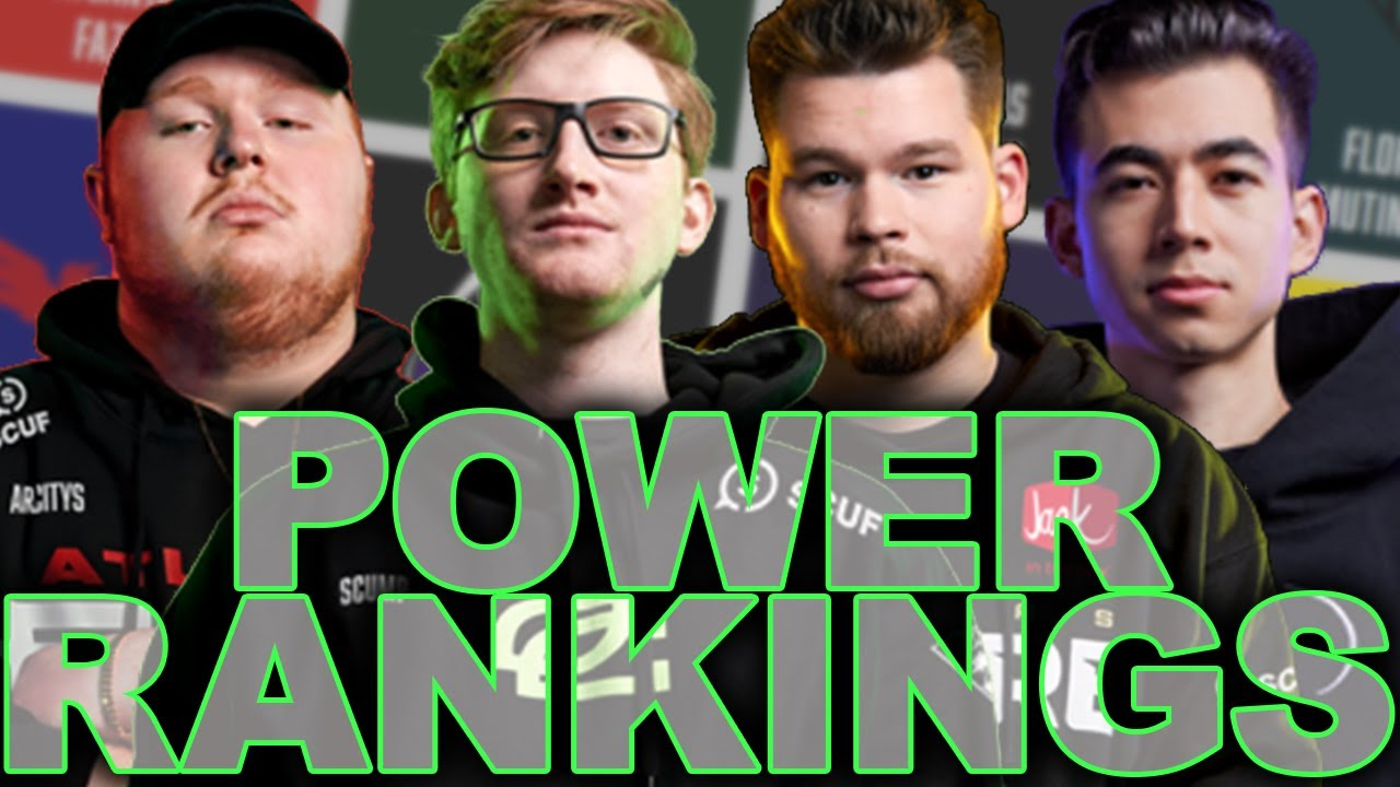 New POWER RANKINGS Heading Into MAJOR 2! Where Does OpTic, ROKKR, EMPIRE, MUTINEERS & MORE Belong?!