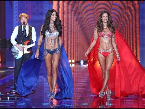 Ed Sheeran-Thinking Out Loud -Victoria's Secret Exotic Traveler London 2014