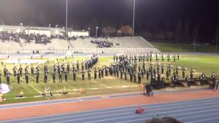 Upland Highland Regiment 2013 WBA
