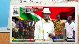 TEMOIGNAGES DE GUERISON EN AFRIQUE DU SUD