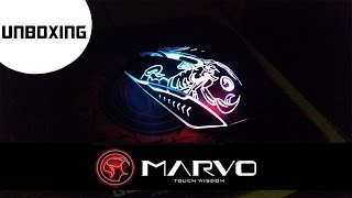 Unboxing || Mouse Marvo Scorpion M316 ★