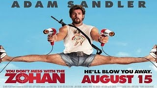 You Don't Mess With The Zohan Movie | Adam Sandler Talks about the film | Behind The Scenes