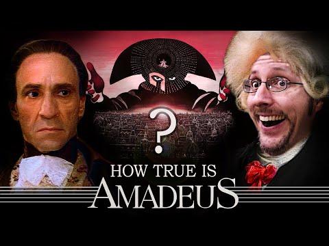 How True is Amadeus?