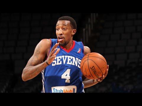Sixers Rookie Jordan McRae: 2014-15 NBA D-League Highlights