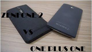 Asus Zenfone 2 Vs OnePlus One Review & Comparison
