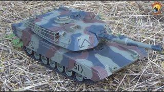 Танк M1A2 Abrams на радиоуправлении  R/C TANKS(Радиоуправляемый танк арт. 781-10 (M1A2 Abrams ) Игрушка предоставлена интернет-магазином - ..., 2015-08-08T06:00:00.000Z)
