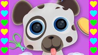 Мультик про уход за животными! Детский мультфильм про собачку и хомячка.  Интересные мультики.