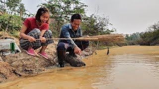 จะเกิดอะไรขึ้น!!? เมื่อน้องทรายมายามเบ็ดกับพ่อน้อย!!? ยามเบ็ดปลา อยู่กลางหนองกุดกว้างยามเช้าๆ!!?