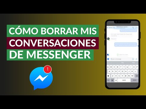 Cómo Borrar mis Conversaciones de Facebook Messenger