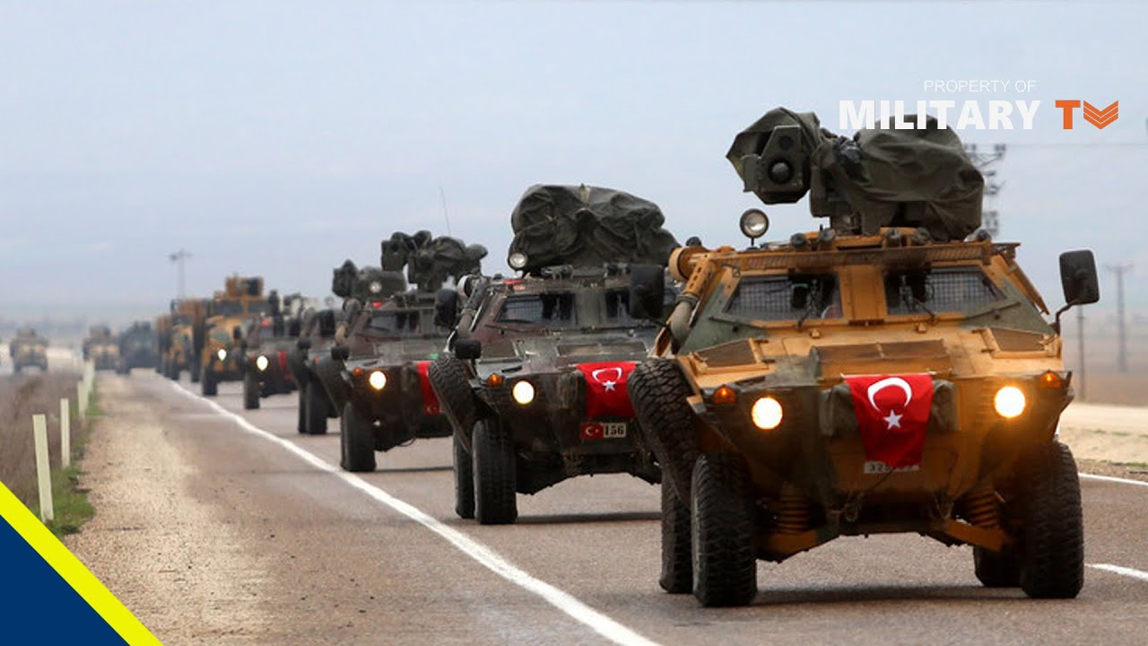 Why Turkey launched a major offensive against the Assad regime #Regime