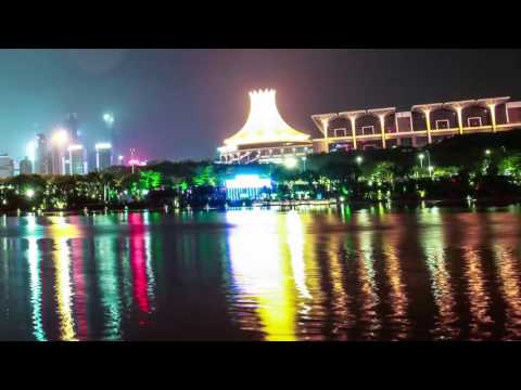 Beautiful Nanning, Shoot via Greenbull Camera Slider X5Pro