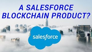 SALESFORCE PLANNING A BLOCKCHAIN PRODUCT   NANO LOOKS TO COVER BITGRAIL HACK