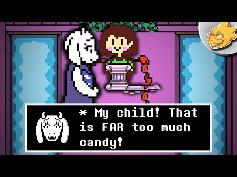 Undertale's Alternate Route: What If Frisk Never Existed? Undertale Theory | UNDERLAB