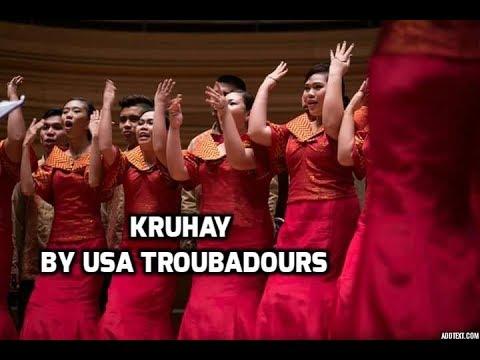 Kruhay (Benny Castillon) -USA Troubadours