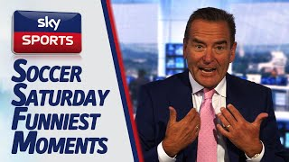 Soccer Saturday: Funniest Moments of September - Sackings, chocolate bars and player recruitment!