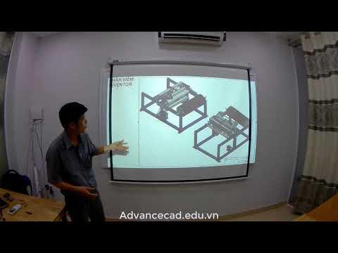 Nên lựa chon phần mềm cơ khí 3D nào?