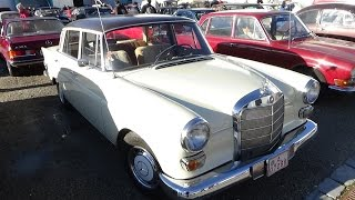 1965-68, Mercedes-Benz 200D