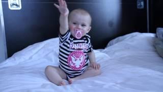 Ramones Baby Onesie Littlerockstore