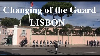 Portugal/Lisbon (Changing of the Guard1) Part 6