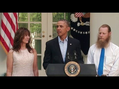 President Obama Speaks on the Recovery of Sgt. Bowe Bergdahl