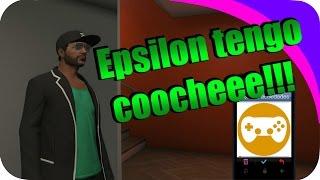 GTA 5 CON EPSILONGAMEX #8 EPSILON EL TRAMPOSO