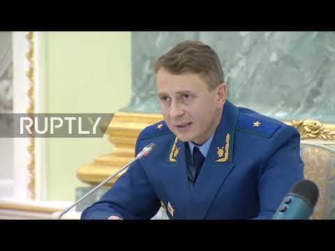 Russia: Prosecutor General's Office accuses Browder of involvement in Magnitsky's death