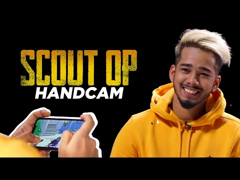 ScoutOP Ultimate Hand Cam | 1Up Game Challenge