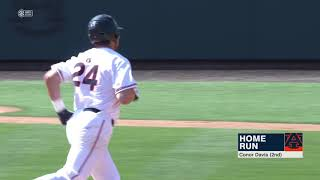 Auburn Baseball vs Vanderbilt Game 3 Highlights