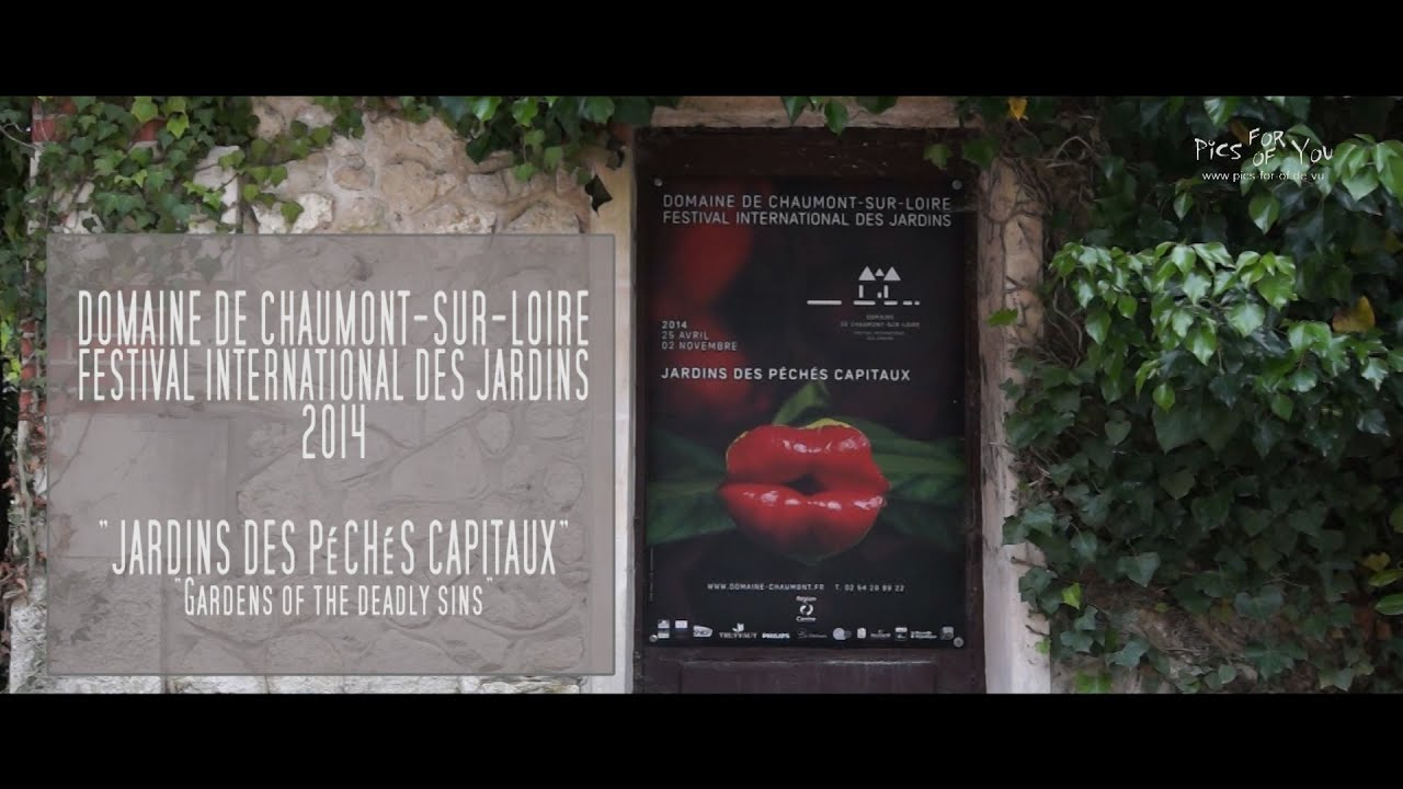 Domaine de chaumont sur loire festival des jardins 2014 - Chateau de chaumont festival des jardins ...