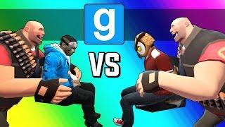 gmod hockey vanoss vs delirious garry s mod sandbox funny moments