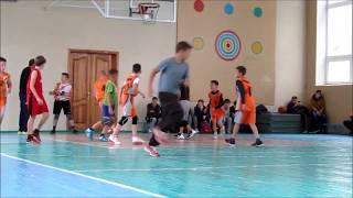 Баскетбол - Черкассы VS Кропивницкий 2006