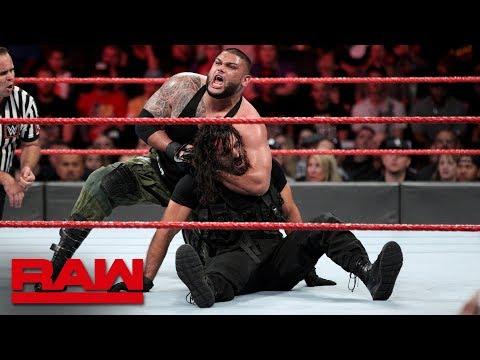 The Shield vs. Baron Corbin & AOP: Raw, Sept. 24, 2018