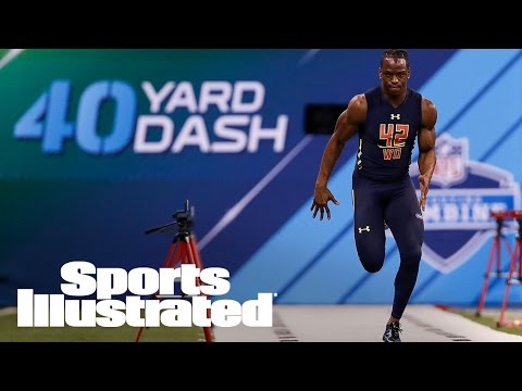 NFL Draft: Is John Ross The Best Wide Receiver Prospect? | SI NOW | Sports Illustrated