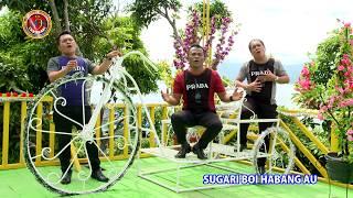 Download Video Trio Santana - Air Terjun Bukit Gideon (Official Lyric Video) MP3 3GP MP4