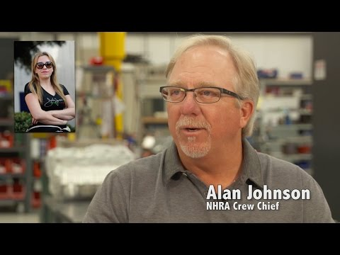 Breaking: Alan Johnson will tune Brittany Force's Top Fuel Dragster 2016