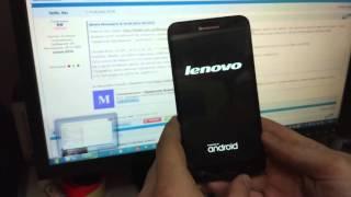 Lenovo A916 что делать, если не работает вторая симкарта