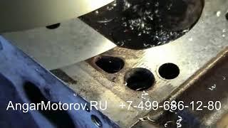 видео Когда необходимо проводить капитальный ремонт двигателя