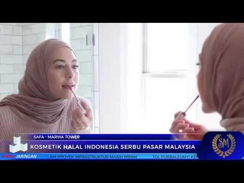 KOSMETIK HALAL INDONESIA SERBU PASAR MALAYSIA