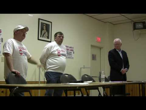 2009 03 12 OLA Picton townhall meeting on MPAC pt5 Ontario Landowners Association