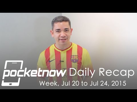 Galaxy Note 5, LG Super phone comments & more - Pocketnow Daily Recap