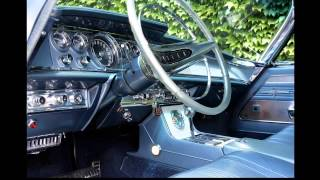 Whats your ride 1964 Chrysler 300K Coupe